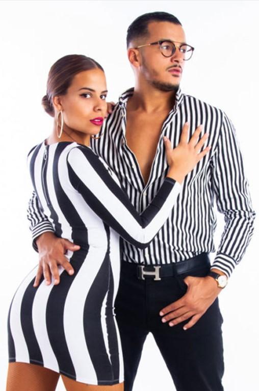 Samy-el-magico-Carolina-Dame-bachata-dominicaine